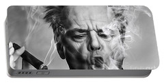 Jack Nicholson Collection Portable Battery Charger