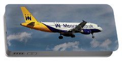 Monarch Airlines Airbus A320-214 Portable Battery Charger