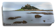 St Michael's Mount - Cornwall Portable Battery Charger