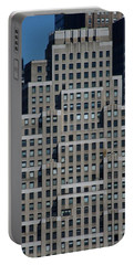 120 Wall Street Nyc Portable Battery Charger