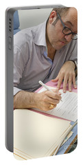 Multiple Sclerosis, Consultation Portable Battery Charger