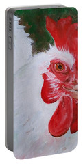 #13 Pearl Portable Battery Charger