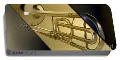 Trombone Collection Portable Battery Charger
