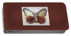 1351 Small Butterfly Pendant Portable Battery Charger