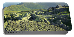 Portable Battery Charger featuring the photograph 135706 View From Mt. Washington Nh by Ed Cooper Photography