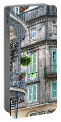 1358 French Quarter Balconies Portable Battery Charger