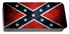 Confederate Flag 13 Portable Battery Charger