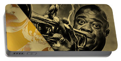 Louis Armstrong Collection Portable Battery Charger