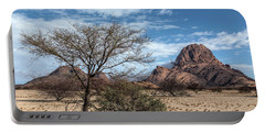 Spitzkoppe - Namibia Portable Battery Charger