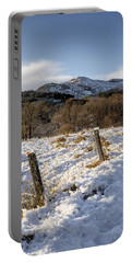Trossachs Scenery In Scotland Portable Battery Charger