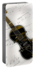 Violin Collection Portable Battery Charger