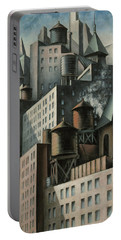 14th Street New York City Portable Battery Charger