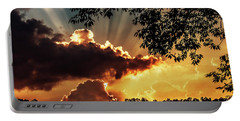 Appalachian Sunset Portable Battery Charger
