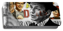 Frank Sinatra Collection Portable Battery Charger