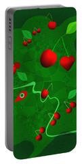 163  Cherry   Eater  V Portable Battery Charger