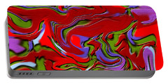 1695 Abstract Thought Portable Battery Charger