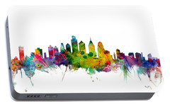 Philadelphia Skyline Portable Battery Chargers