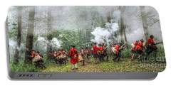 1763 Bushy Run British Counterattack Portable Battery Charger