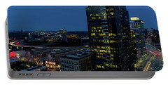 17th Street Skyline Portable Battery Charger