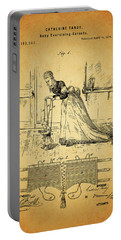 1874 Baby Exercising Corset Portable Battery Charger by Dan Sproul