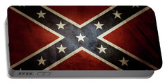 Confederate Flag 12 Portable Battery Charger