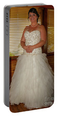 Faulkner Wedding Portable Battery Charger