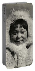 1910 Eskimo Child Portable Battery Charger