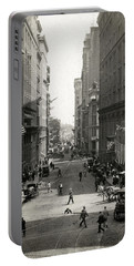 1910 State Street Traffic Boston Portable Battery Charger