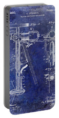 1911 Outboard Boat Motor Patent Portable Battery Charger