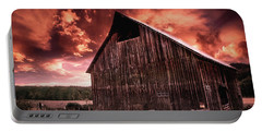 1912 Historic Barn Portable Battery Charger