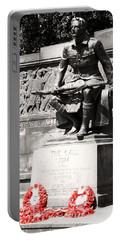 1914 The Call Portable Battery Charger by Martina Fagan