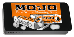 1915 Mo Jo Chewing Gum Portable Battery Charger