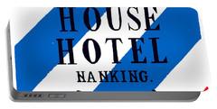 1920 Bridge House Hotel Nanking China Portable Battery Charger