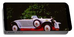 1921 Farman A6b Super Sport Torpedo Portable Battery Charger