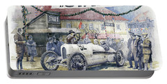 1924 Zbraslav-jiloviste Regularity Ride To The Top Start Walter W-0 Portable Battery Charger