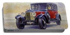 1927 Rolls-royce 40-50 Phantom 1  Portable Battery Charger
