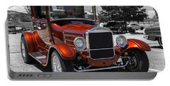 1928 Ford Coupe Hot Rod Portable Battery Charger