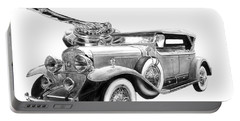 1929 Cadillac  Portable Battery Charger