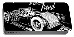 1929 Roadster Design Portable Battery Charger