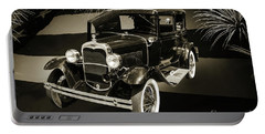1930 Ford Model A Original Sedan 5538,16 Portable Battery Charger