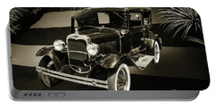 1930 Ford Model A Original Sedan 5538,16 Portable Battery Charger
