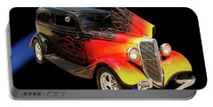 1934 Ford Street Rod Classic Car 5545.04 Portable Battery Charger