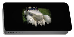 1936 Cord Automobile Portable Battery Charger by Thom Zehrfeld
