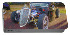 1936 Ford Pick Up Truck C147   Portable Battery Charger