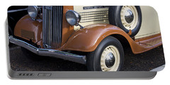1936 Gmc Pickup Truck 1 Portable Battery Charger