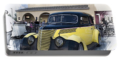 1937 Ford Deluxe Sedan_a2 Portable Battery Charger