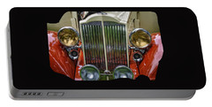 1928 Classic Packard 443 Roadster Portable Battery Charger by Thom Zehrfeld