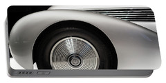 Portable Battery Charger featuring the photograph 1938 Hispano-suiza H6b Xenia by Wade Brooks