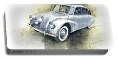 1939 Tatra T87  Portable Battery Charger