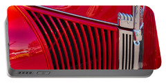 1940 Ford Pickup Grill Portable Battery Charger